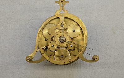 Mechaniek voor astronomisch uurwerk